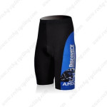 2007 Team Discovery Bike Shorts Black Blue