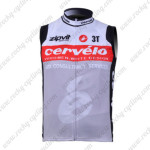 2010 Team 3T cervelo Cycling Vest Sleeveless Jersey