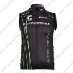 2010 Team CANNONDALE Factory Racing Vest Sleeveless Jersey Maillot