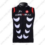 2010 Team CASTELLI Cycling Vest Sleeveless Jersey Maillot