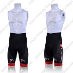 2010 Team CASTELLI Pro Cycling Bib Shorts