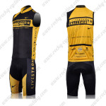 2010 Team LIVESTRONG Challenge Pro Cycling Sleeveless Kit