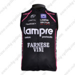 2010 Team Lampre FARNESE VINI Cycling Vest Sleeveless Jersey Maillot