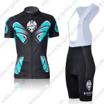 2011 BIANCHI Women Cycling Bib Kit