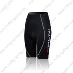 2011 NALINI Women's Cycling Shorts Black