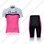 2011 Team Castelli Women Cycling Short Kit