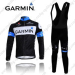 2011 Team GARMIN Cycling Long Bib Kit