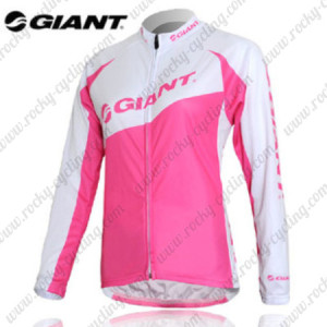 2011 Team GIANT Women's Cycling Long Jersey Maillot