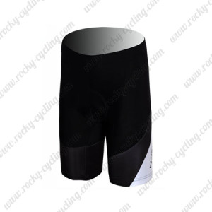 2011 Team NW Northwave Bicycle Shorts Bottoms Black White