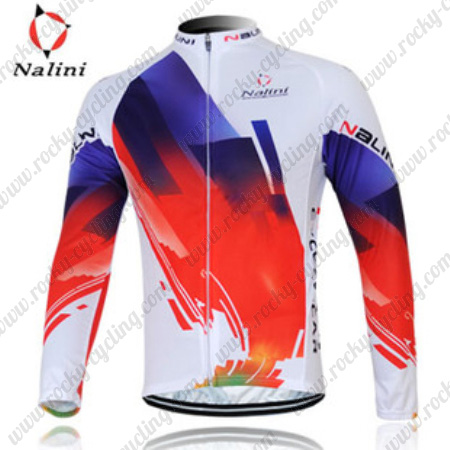 2011 Team Nalini Pro Winter Cycle Wear Thermal Fleece Biking Long ... aa2adc0f4