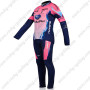 2011 Team SUBARU Women Bicycle Long Kit