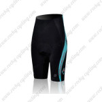 2011 Team SUBARU Women Cycle Shorts Blue