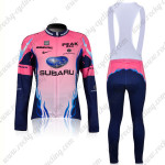 2011 Team SUBARU Women Cycling Long Bib Kit