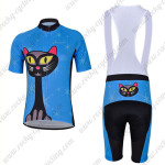 2012 Bluecat Women Cycling Bib Kit