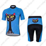 2012 Bluecat Women Cycling Kit