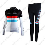 2012 Leopard TREK Women's Cycle Kit Long Sleeve