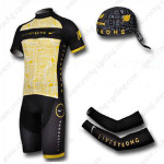 2012 Livestrong Pro Cycling Set Yellow