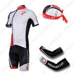 2012 PINARELLO Pro Cycling Set White