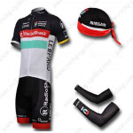 2012 Radioshack NISSAN TREK Pro Cycling Set
