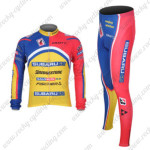 2012 SUBARU Pro Cycling Kit Long Sleeve
