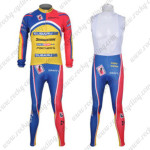 2012 SUBARU Pro Cycling Long Bib Kit