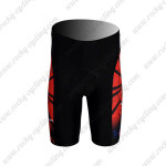 2012 Spiderman Cycling Shorts Bottoms Red Black