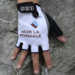 2012 Team AG2R LA MONDIALE Cycling Gloves Mitts