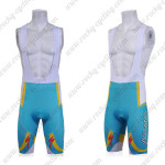 2012 Team ASTNANA Pro Cycling Bib Shorts