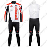 2012 Team BISSELL Cycling Long Bib Kit
