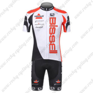 2012 Team Bissell Cycling Kit White Red2012 Team Bissell Cycling Kit White Red