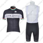 2012 Team COLNAGO Cycling Bib Kit Black