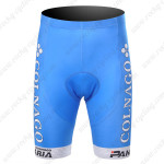 2012 Team COLNAGO Cycling Shorts Blue