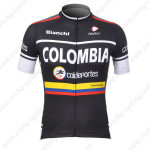 2012 Team COLOMBIA Cycling Jersey