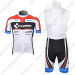 2012 Team CUBE Cycling Bib Kit