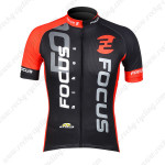 2012 Team FOCUS Cycling Jersey Black Red2012 Team FOCUS Cycling Jersey Black Red