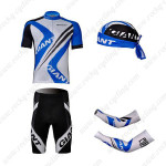 2012 Team GIANT Pro Cycling Set Blue White