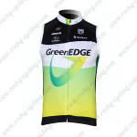 2012 Team GreenEDGE Cycling Sleeveless Jersey Maillot2012 Team GreenEDGE Cycling Sleeveless Jersey Maillot