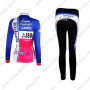 2012 Team LAMPRE ISD Women's Riding Clothing Kit Long Sleeve