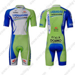 2012 Team LIQUIGAS cannondale Cycling Skinsuit2012 Team LIQUIGAS cannondale Cycling Skinsuit