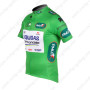 2012 Team LIQUIGAS cannondale Tour de France Cycle Jersey Green