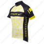 2012 Team LIVESTRONG Cycle Jersey Yellow