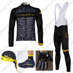 2012 Team LIVESTRONG Cycling Long Suit+Bandana+Gloves+Shoes Covers