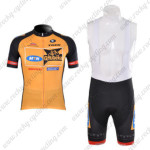 2012 Team MTN Cycling Bib Kit