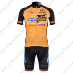 2012 Team MTN Cycling Kit