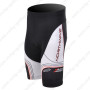 2012 Team NW Cycle Shorts White