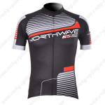 2012 Team NW Cycling Jersey Black