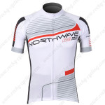 2012 Team NW Cycling Jersey White