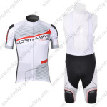 2012 Team NW Northwave Cycling Bib Kit White