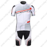 2012 Team NW Northwave Cycling Kit White