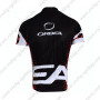 2012 Team ORBEA Riding Maillot Jersey Shirt Black Red